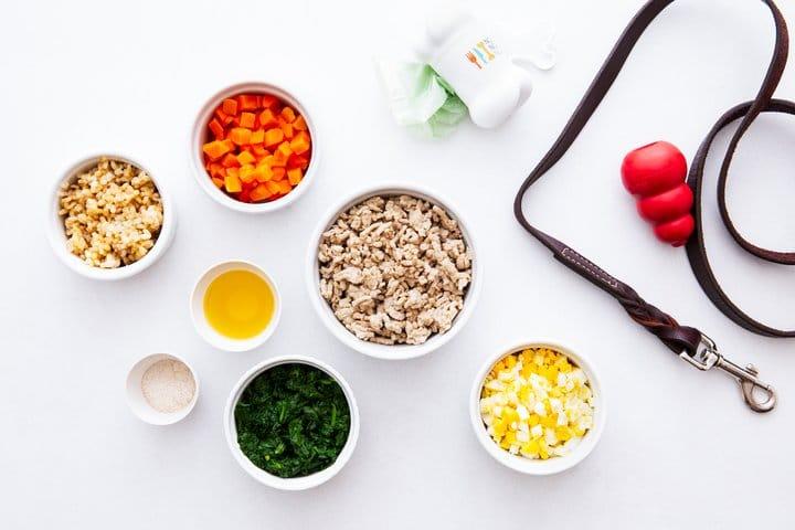 Fresh dog food, homecooked dog food - NomNomNow
